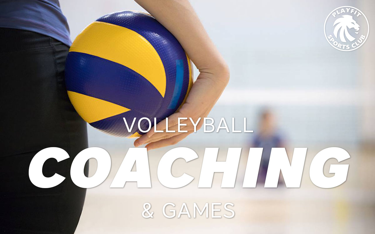 Volleyball coaching for beginners in London