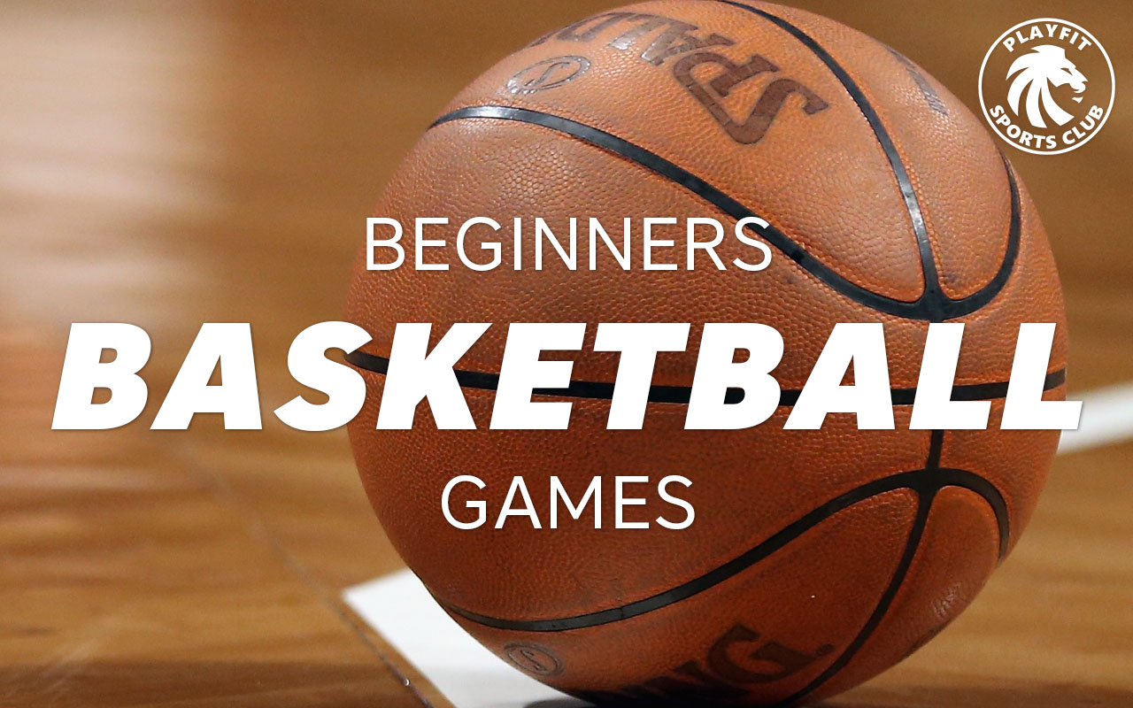 Beginners basketball games in London