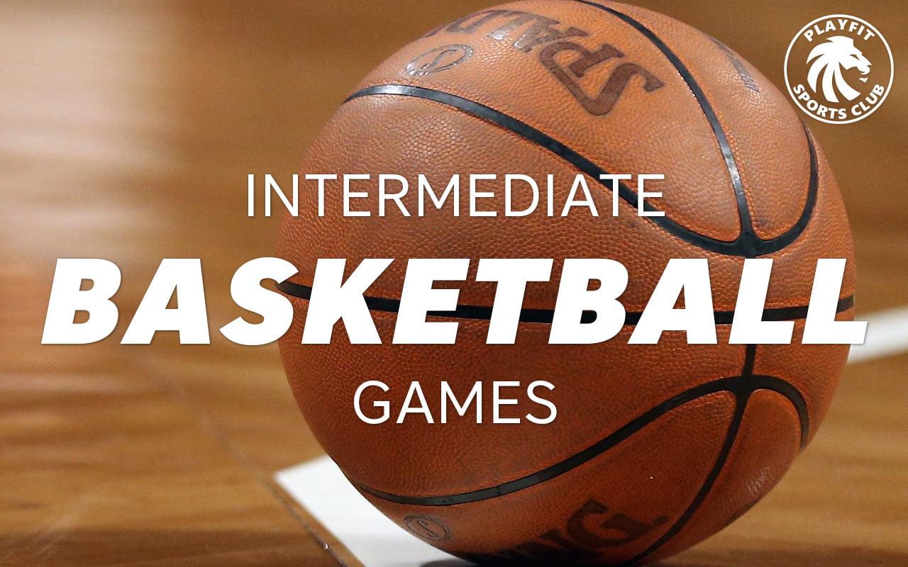 Intermediate basketball games in London