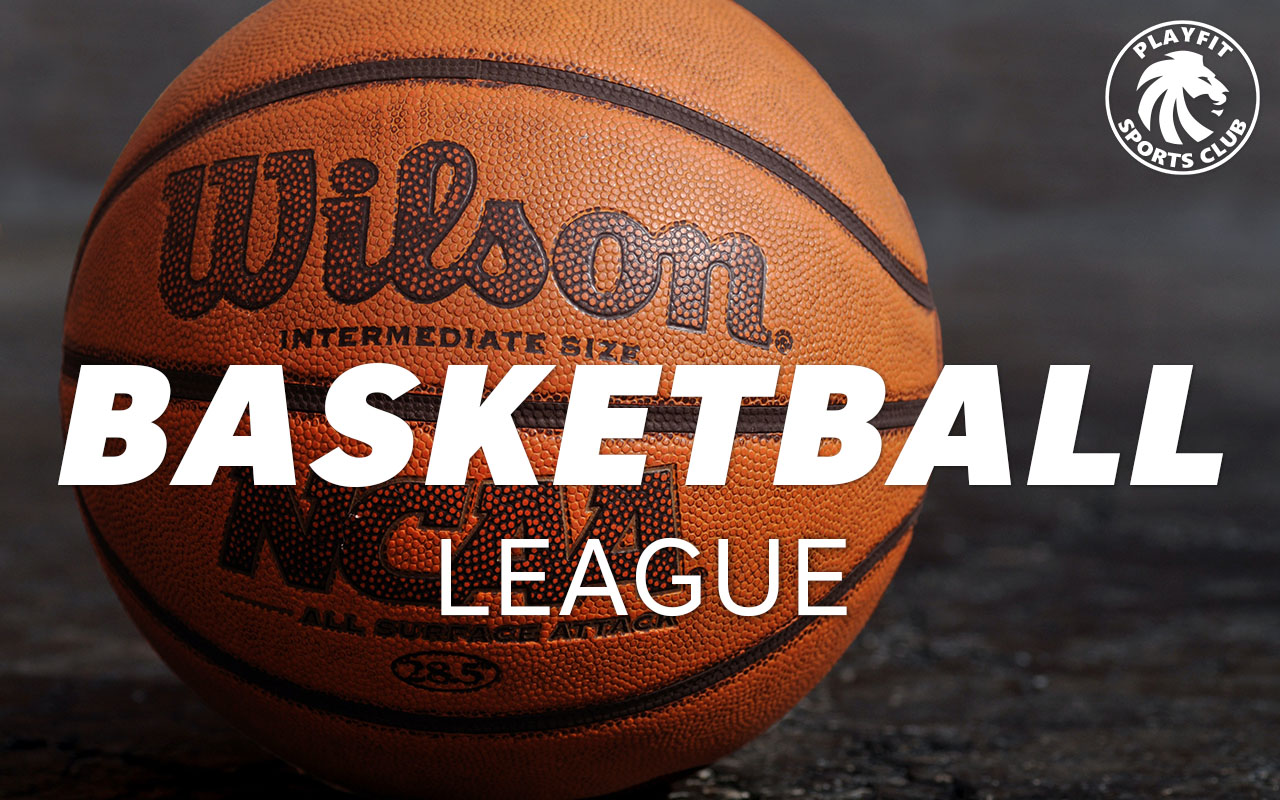 Competitive basketball leagues in London