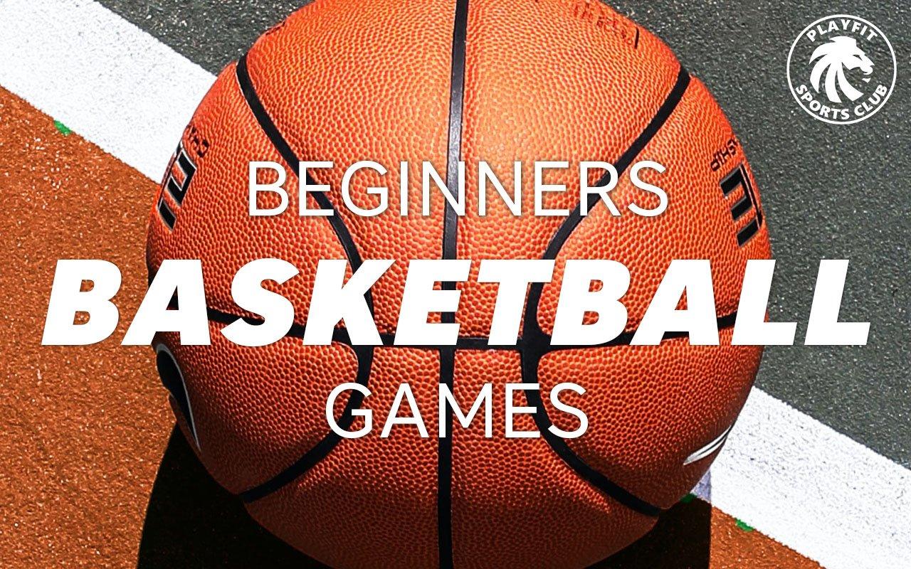Beginners basketball games in London